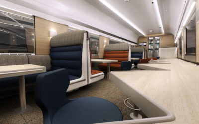 Caledonian Sleeper – Visualising the 'Journey of a Night Time.'